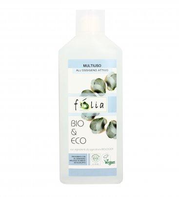 Detergente Multiuso all'Ossigeno Attivo - Folia