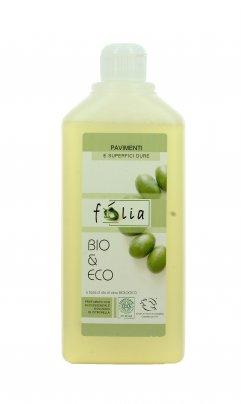 Detergente per Pavimenti e Superfici Dure - Folia 500 ml