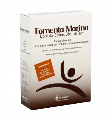 Fomenta Marina - Contratture 5x150 gr.