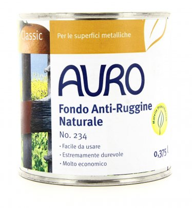 Fondo Antiruggine Naturale n. 234