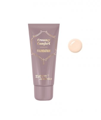 Fondotinta Creamy Comfort Fair Neutral