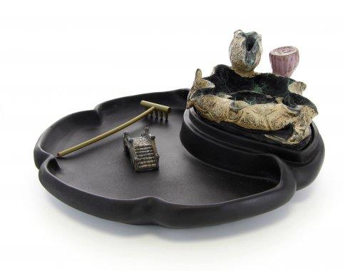 Fontanella con Giardino Zen