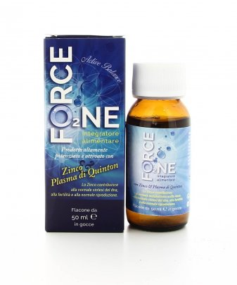 Force O2 One - Zinco Plasma di Quinton