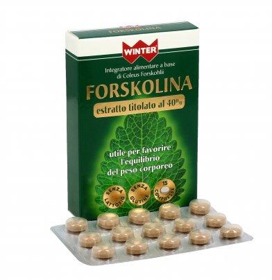 Forskolina - Equilibrio Peso Corporeo