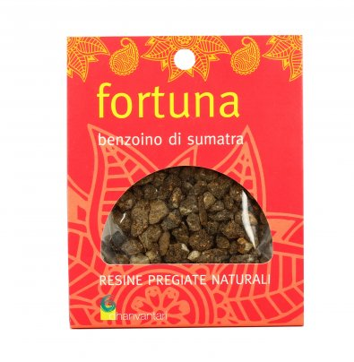 Resina Profumata Naturale Fortuna (Benzoino Di Sumatra)