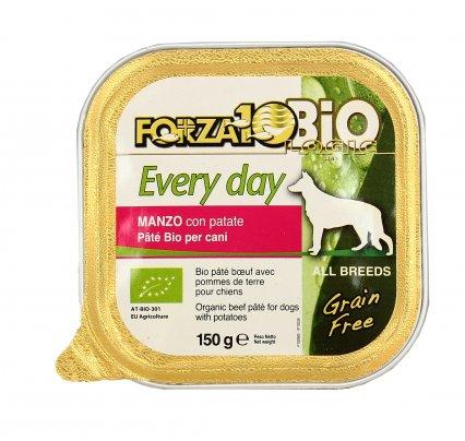 Patè al Manzo per Cani Adulti 100 gr.
