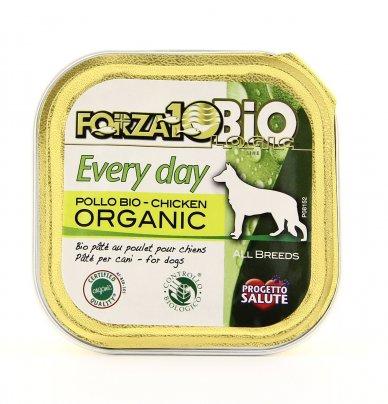Pate' al Pollo per Cani Adulti 100 g.