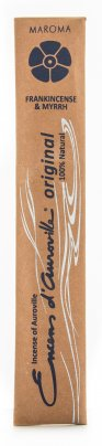 Bastoncini d'Incenso - Frankincense & Myrrh