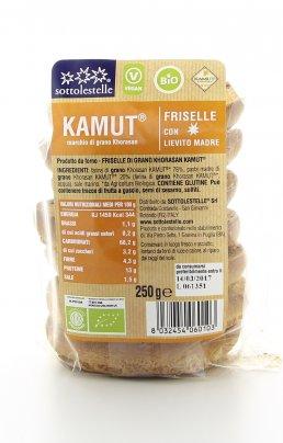 Friselle KAMUT® - grano khorasan con Lievito Naturale