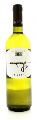 Vino Biologico Friulano - 750 ml
