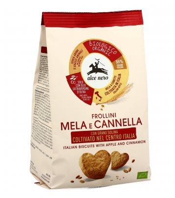 Frollini con Mela e Cannella