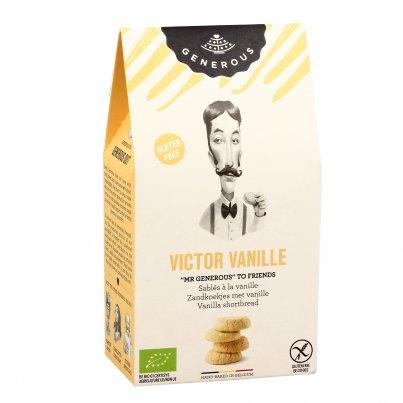 """Biscotti Frollini alla Vaniglia """"Victor Vanille"""""""