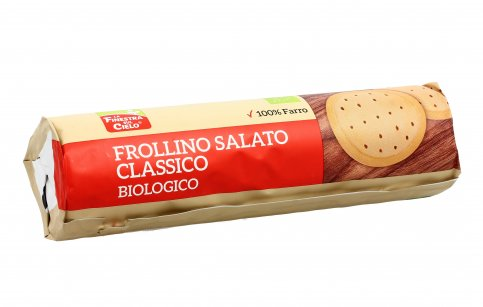 Frollino Salato Classico Bio al Farro