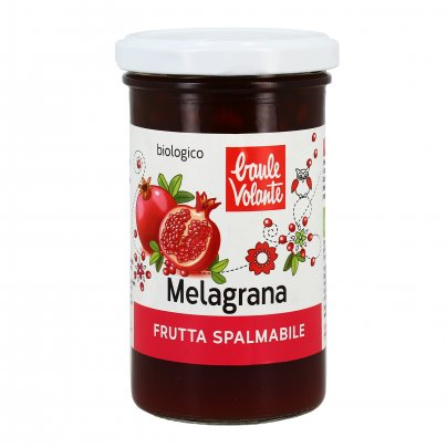 Composta di Frutta Spalmabile al Melograno Bio