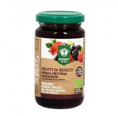 Composta di Frutti di Bosco Bio - Senza Pectina Aggiunta