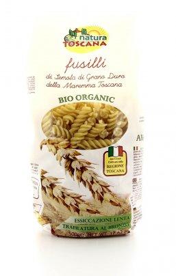 Fusilli di frumento Bianco Bio Organic