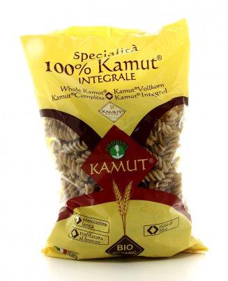 Fusilli KAMUT® - grano khorasan Integrale