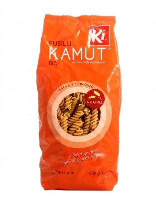 Fusilli KAMUT® - grano khorasan Integrali