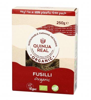 Pasta Fusilli di Riso e Quinoa Bio - Quinua Real