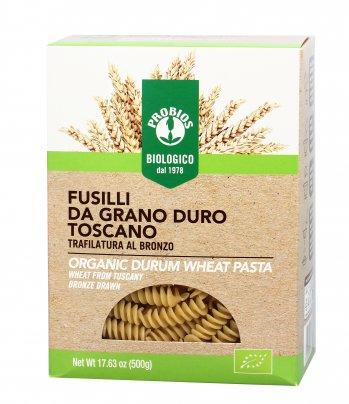 Pasta di Semola di Grano Duro Toscano - Fusilli