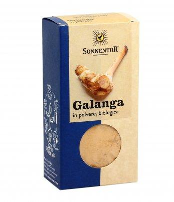 Galanga in Polvere Bio
