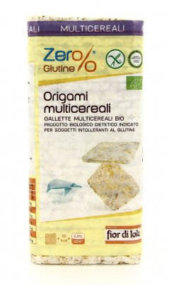 Gallette Multicereali Origami