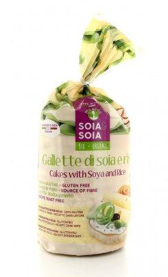 Soia & Soia - Gallette di Soia e Riso