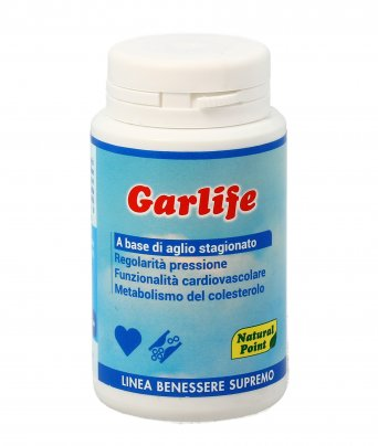 Integratore Antiossidante di Aglio Invecchiato - Garlife