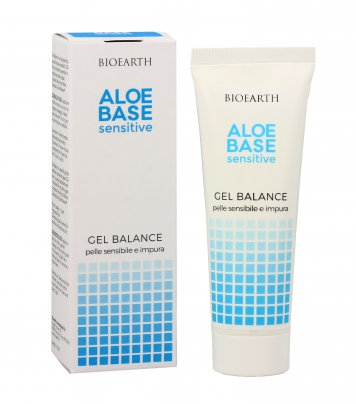 Gel Viso Balance - Aloe Base Sensitive