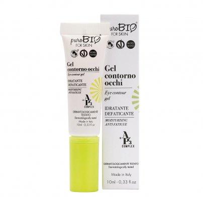 Gel Contorno Occhi Idratante e Defaticante - For Skin