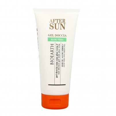 "Gel Doccia Doposole con Aloe Vera ""After Sun"""