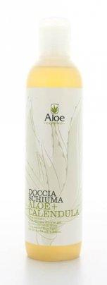 Gel Doccia Schiuma Aloe + Calendula - 250 ml