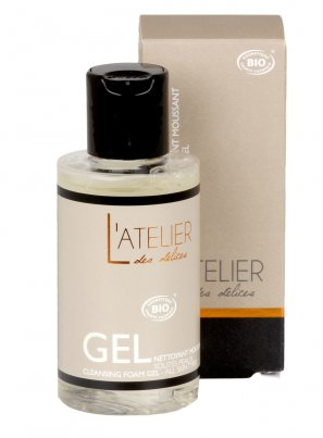 Gel Detergente in Mousse - Gel Nettoyant Moussant