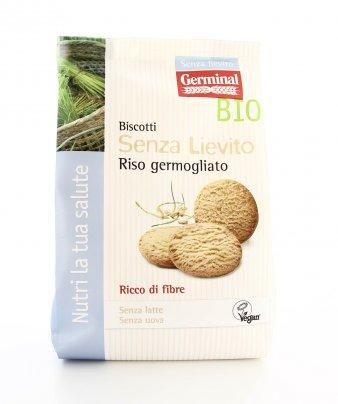Biscotti Senza Lievito - Riso Germogliato