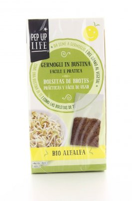 Germogli in Bustina - Bio Alfa Alfa