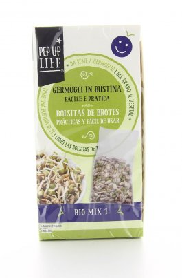 Germogli in Bustina Bio - Mix1