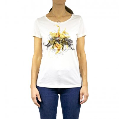 T-Shirt Donna Giaguaro Taglia M