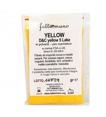Yellow D&C Giallo Limone - Colore Per Cosmetici