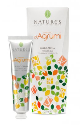 Giardino d'Agrumi - Burro Crema