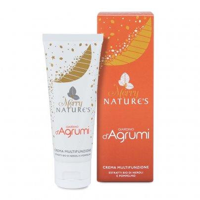 Crema Multifunzione Giardino d'Agrumi - Merry Nature's