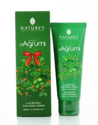 La Crema Viso, Mani e Corpo - Giardino d'Agrumi