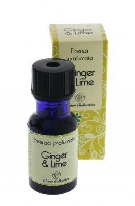 Ginger & Lime - Essenza Profumata
