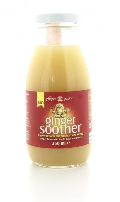 Bevanda di Zenzero con Mela e Miele Bio - Ginger Soother