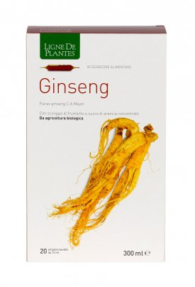 Ginseng - Integratore Alimentare