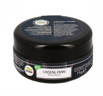 Ginseng (Panax Ginseng) in Polvere Bio