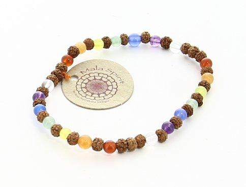 Gioielli Mala - Chakra Powder Bracelet
