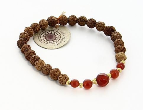 Gioielli Mala - Pray & Love Bracelet