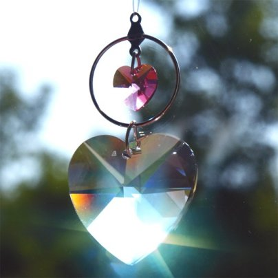 Cristallo Swarovski Heart's Dimension