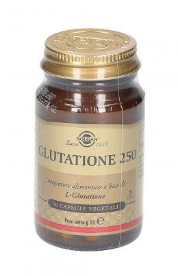 Glutatione 250 mg