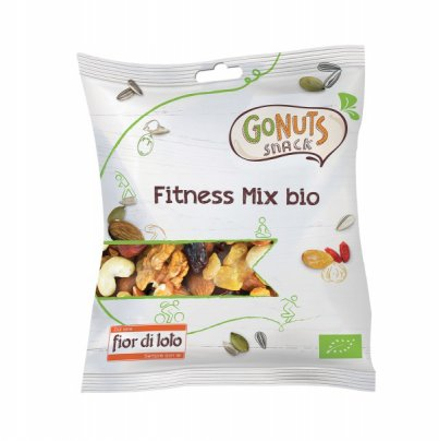 Go Nuts - Fitness Mix Bio